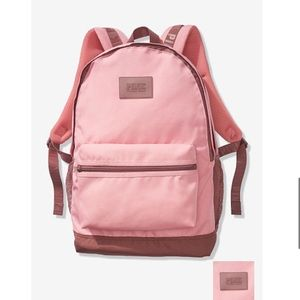 New with tags Victorias Secret PINK campus bookbag